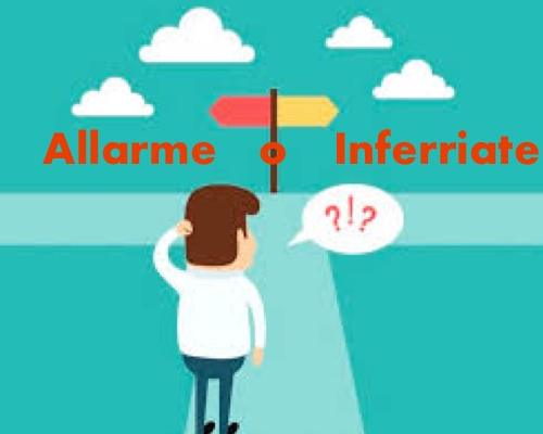 Allarme o Inferriata